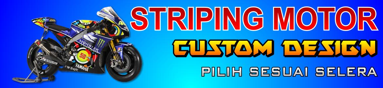 striping motor custom