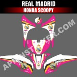 Scoopy REAL Madrid